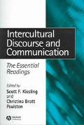 Intercultural Discourse and Communication The Essential Readings