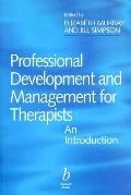 Professional Development & Management for Therapists