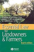 Essential Law for Landowners and Farmers