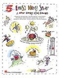 Eensy Weensy Spider and Other Nursery Rhyme Favorites 5 Finger Piano