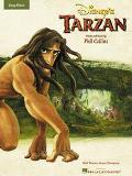 Disney's Tarzan Easy Piano