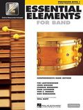 Essential Elements 2000 Comprehensive Band Method  Percussion Book 1