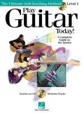 Play Guitar Today, Level 1 A Complete Guide to the Basics