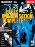 Blues Improvisation Complete C Treble