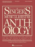 Singer's Musical Theatre Anthology Baritone/Bass