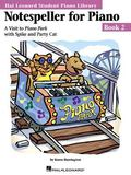Notespeller for Piano - Book 2: Hal Leonard Student Piano Library