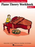 Piano Theory Workbook - Book 5: Hal Leonard Student Piano Library (Hal Leonard Student Piano...