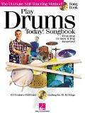 Play Drums Today! Songbook