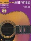 More Easy Pop Rhythms Bk/CD Hal Leonard Guitar Method Supplement 2nd Edition (Book & CD)