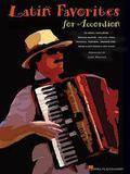 Latin Favorites for Accordion