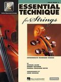 Essential Technique 2000 for Strings, Vol. 3