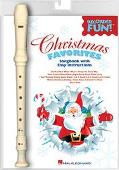 Christmas Favorites Recorder Fun! Easy Arrangements Of 8 Holiday Favorites