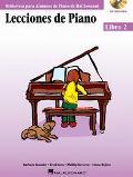 Piano Lessons Book 2 Lecciones De Piano Libro 2
