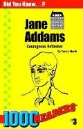 Jane Addams Courageous Reformer
