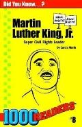 Martin Luther King, Jr Super Civil-Rights Leader