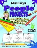Mississippi People Projects 30 Cool, Activities, Crafts, Experiments & More for Kids to Do t...
