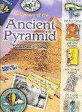 The Mystery of the Golden Pyramid (Giza, Egypt) - Carole Marsh - Paperback