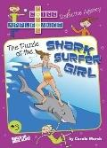 Puzzle of the Shark Surfer Girl