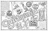 California Symbols and Facts FunSheet Pack (30) (California Experience)