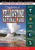 The Mystery at Yellowstone National Park: Volcano, Old Faithful, Bison, Grizzlies and More! ...