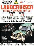 Landcruiser Petrol 1969-1990 Petrol, Gasoline, 4&6 Cyl  40'S, 55'S, 60'S, 70's and Bundera  ...