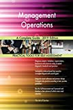 Management Operations A Complete Guide - 2019 Edition