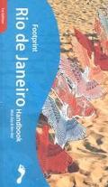 Footprint Rio De Janeiro Handbook