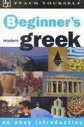 Teach Yourself Beginner's Modern Greek
