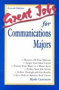 Great Jobs for Communications Majors