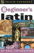 Teach Yourself Beginner's Latin