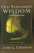 Old Testament Wisdom An Introduction