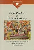 Major Problems in California History