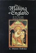 Making of England:55 Bc-1399,v.1