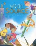 Write Source A Book for Writing, Thinking And Learning