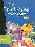 Daily Language Workouts: Grade 9