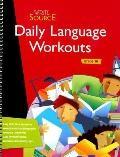 Daily Language Workouts Grade 10