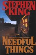 Needful Things (Red Leather Edition; Stephen King Library)