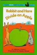 Rabbit and Hare Divide an Apple A Viking Math Easy-To-Read