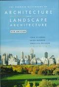 Penguin Dictionary of Architecture and Landscape Architecture - John Fleming