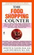 Food Shopping Counter