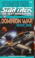 Star Trek The Next Generation: The Dominion War #1, Vol. 1