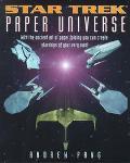 Star Trek: Paper Universe - Andrew Pang - Paperback