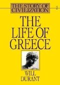 Life of Greece, Vol. 2 - Will Durant - Hardcover