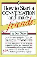 How to Start Conversation+make Friends