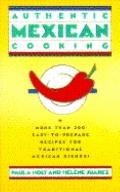 Authentic Mexican Cooking - Paula Holt - Paperback