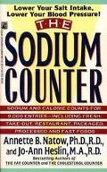 Sodium Counter - Annette B. Natow - Mass Market Paperback