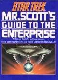 Mr. Scott's Guide to the Enterprise: Star Trek - Shane Johnson - Paperback