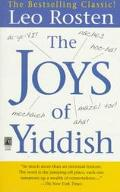 Joys of Yiddish