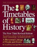 Timetables of History A Horizontal Linkage of People and Events