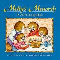 Melly's Menorah: With Over 50 Full-Color Peel-off Stickers!